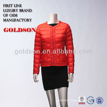 2017 Red outdoor down jacket porn for ladies sex down jakcet