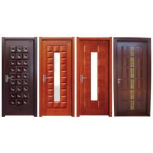 Puerta de madera de Inrenal (HDA-009-012)