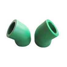 PP-R Fitting Mold-Elbow 45 Deg
