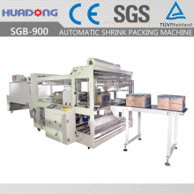 Fully Automatic Full Close Doors Shrink Film Wrapper Packing Machine
