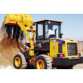 Зориулалтын SEM618D Mini Front End Loader