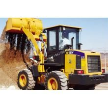 SEM618B 1 TON Mini Wheel Loader Mining Application