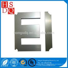 Noyau électrique de feuille de silicone adhésif fort pour le commutateur électromagnétique