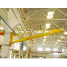 360 Degree Rotation Wall Mounted Crane From Chinese Supplier