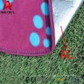 Manta de picnic polar de alta calidad de impresión portátil a prueba de agua