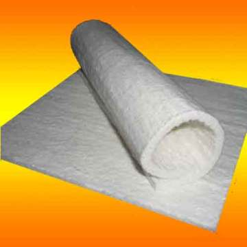 Aluminiumfolie Aerogels Industrial Insulation Blanket