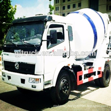 4X2 Dongfeng cement mixer truck /mixer truck/truck mixer/ truck hopper/mixer drum/ transit mixer truck with capacity of 6CBM