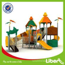 Heiße Produkte Kinder verwendet Outdoor Spielplatz Ausrüstung für Kinder LE-LL006