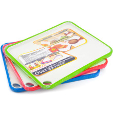 Double Sides PP Plastic Cutting Board