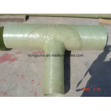 Industrial Fittings Fiberglass / FRP Tee