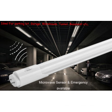 Sensor de Movimento de Radar de 120cm 4ft T8 LED Tubo