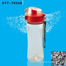 600ml tritan water bottle, drinking bottle, BPA free water bottle with sport cap