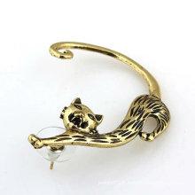 Tiger Pattern Individual Vintage Ear Cuff Vente en gros Ear Clip Earrings Jewelry EC55