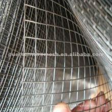 Electro galvanizado soldado malla de alambre utilizado en la industria