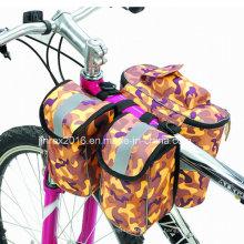 Deportes, al aire libre, bicicleta, bolso de la bicicleta, bolso del marco delantero