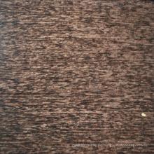 El lino liso parece la tela del sofá marrón (FTD31001)