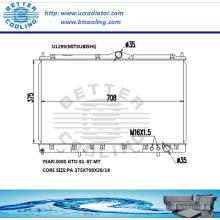 Auto Kühler für MITSUBISHI 3000 GTO 91-97 MT OEM: MB605453 MB605454 MB605455 MB924242 MB924244