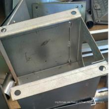 equipo de alimentación de tierra del asador