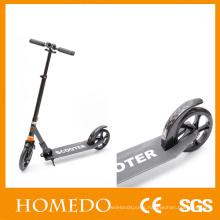 ALUMINIUM LARGE STUNT URBAN RIDER ADULT STREET FOLDING PUSH KICK SCOOTER
