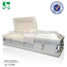 JS-ST496 steel casket made in China