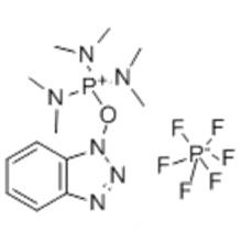 Benzotriazol-1-yloxytris(dimethylamino)-phosphonium hexafluorophosphate CAS 56602-33-6
