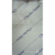 Tissu imprimé polyester avec revêtement PA