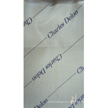Tecido impresso de poliéster com revestimento PA