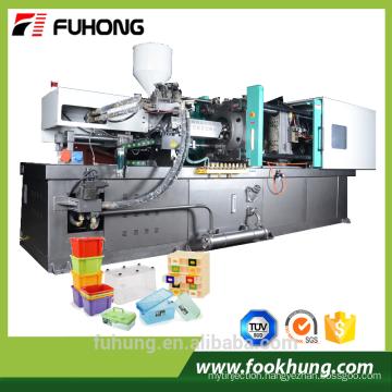 Ningbo fuhong 380ton plastic household product item injection molding moulding machine