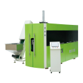 Machine de moulage par soufflage automatique PET double servo 6000BPH
