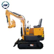 New electric mini excavator prices