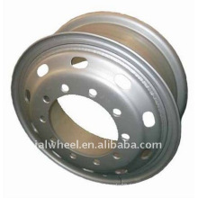 22.5 inch of Truck Steel Wheel,Silver Wheel Rim