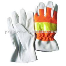 Leather Working Glove-Cheap Leather Glove-Working Glove