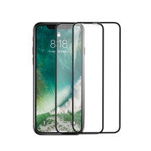 3D HD Screen Guard voor iPhone X