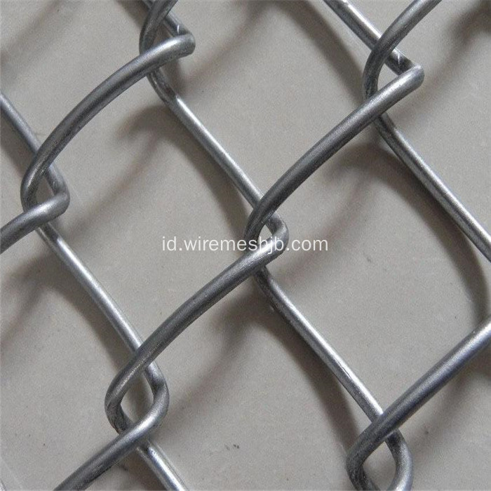 2mm Pagar Chain Chain Galavnized