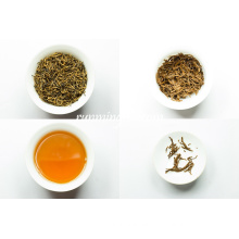 Imperial golden buds Tan Yang Gongfu black tea , organic black tea, fujian tea