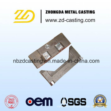 OEM Alloy Steel Sand Casting for Construction Machinery Parts