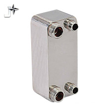 Паяный пластинчатый теплообменник высокого качества 304 / 316L