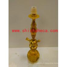 Rêve d'or de haute qualité Nargile Pipe Shisha Narguilé
