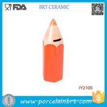 Creative Decoration Colored Pencil Ceramic Money Box