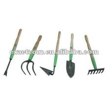 mini conjunto de ferramentas de jardim