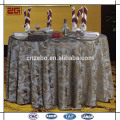 Trade Assurance Guangzhou Manufacture New Arrival Personnaliser le tissu de table 100Polyester Hotel