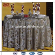 Fabricación de Guangzhou de la garantía de comercio Nueva llegada Modifique el paño de tabla del hotel 100Polyester para requisitos particulares
