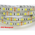 DC12V Dimmable impermeable 300 leds CCT flexible SMD5050 color dual tira de luz