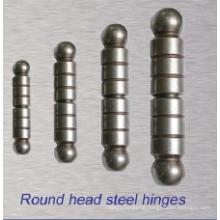Round Style for Door/Window Welding Hinges