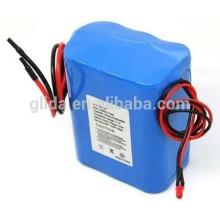 Batería profesional de polímero de litio de 12000 mAh
