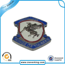 Factory Wholesale Low Price 3D Metal Badge