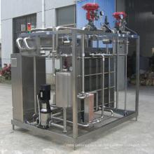 Plattenförmiger Getränkesaft-UHT-Sterilisator