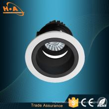 Luz ajustable de la arandela de la pared con rosca Luz anti-raya con LED