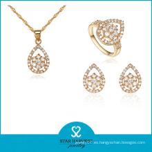 Anillos de oro de la joyería de moda de alta calidad (J-0051)