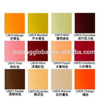 eco-friendly leather dyes